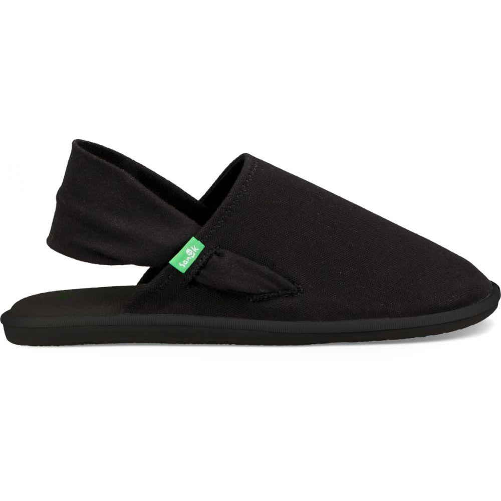 サヌーク Sanuk レディース ヨガ・ピラティス シューズ・靴【Yoga Sling Cruz Shoes】Black