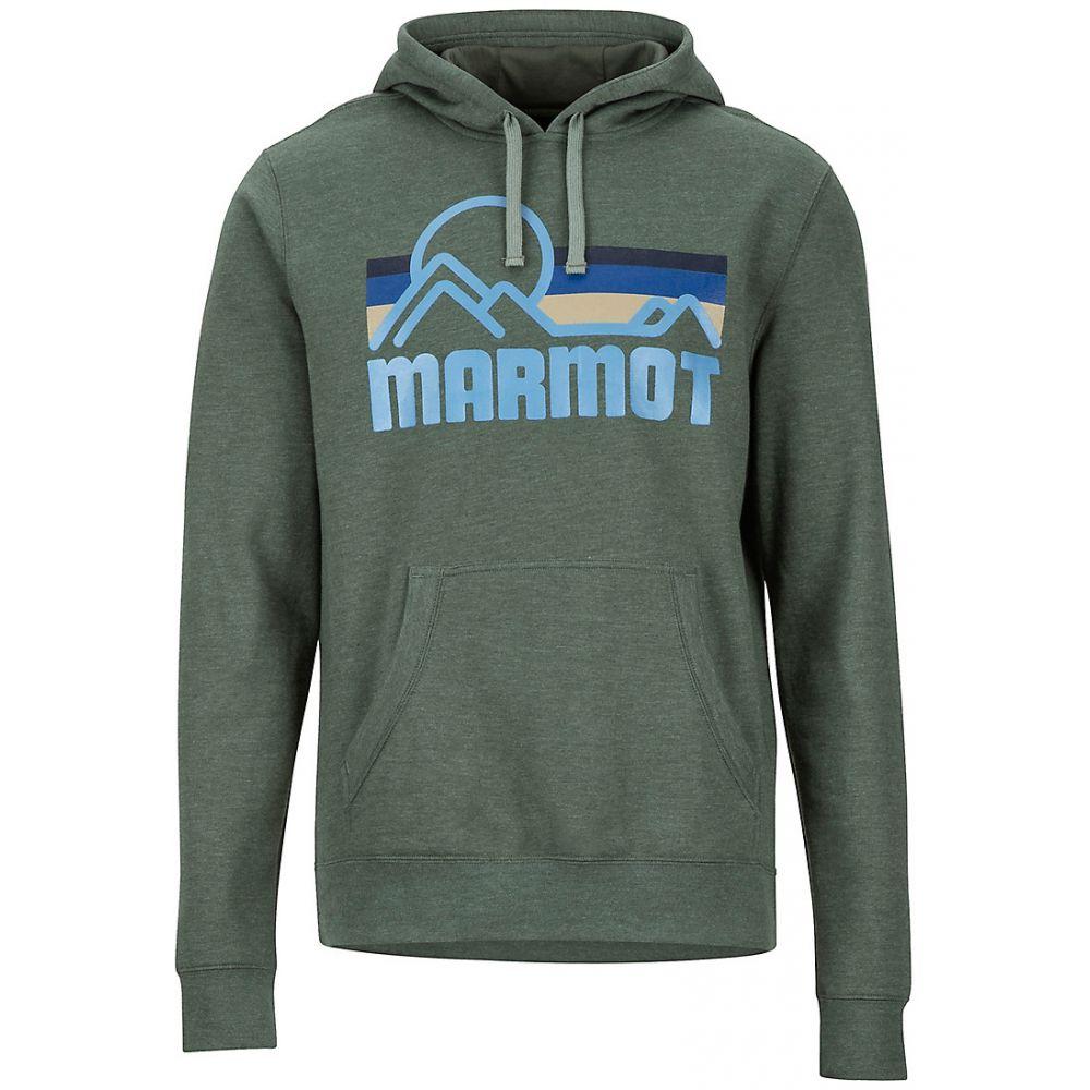 安い購入 マーモット Marmot Marmot Heather メンズ マーモット スキー・スノーボード トップス【Coastal Hoodie】Crocodile Heather, くすりのメイショウ:c5af461f --- bibliahebraica.com.br