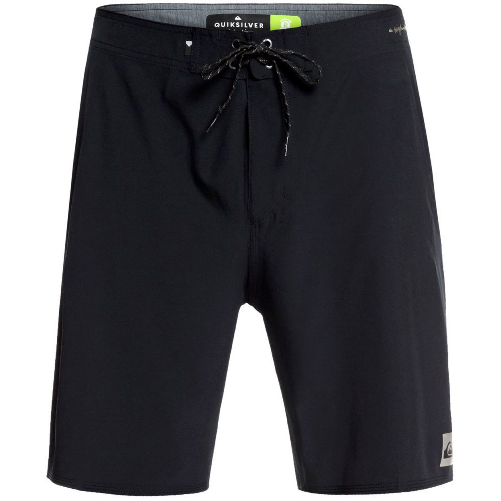 クイックシルバー Quiksilver メンズ 水着・ビーチウェア 海パン【Highline Kaimana 20 Boardshorts】Black