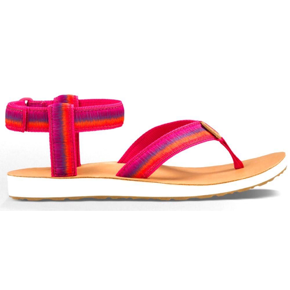 テバ Teva レディース シューズ・靴 サンダル・ミュール【Original Sandal Ombre Sandals】Raspberry