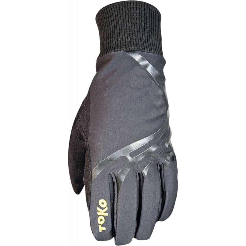 トコ Toko メンズ スキー・スノーボード グローブ【Classic XC Ski Gloves 2019】Black