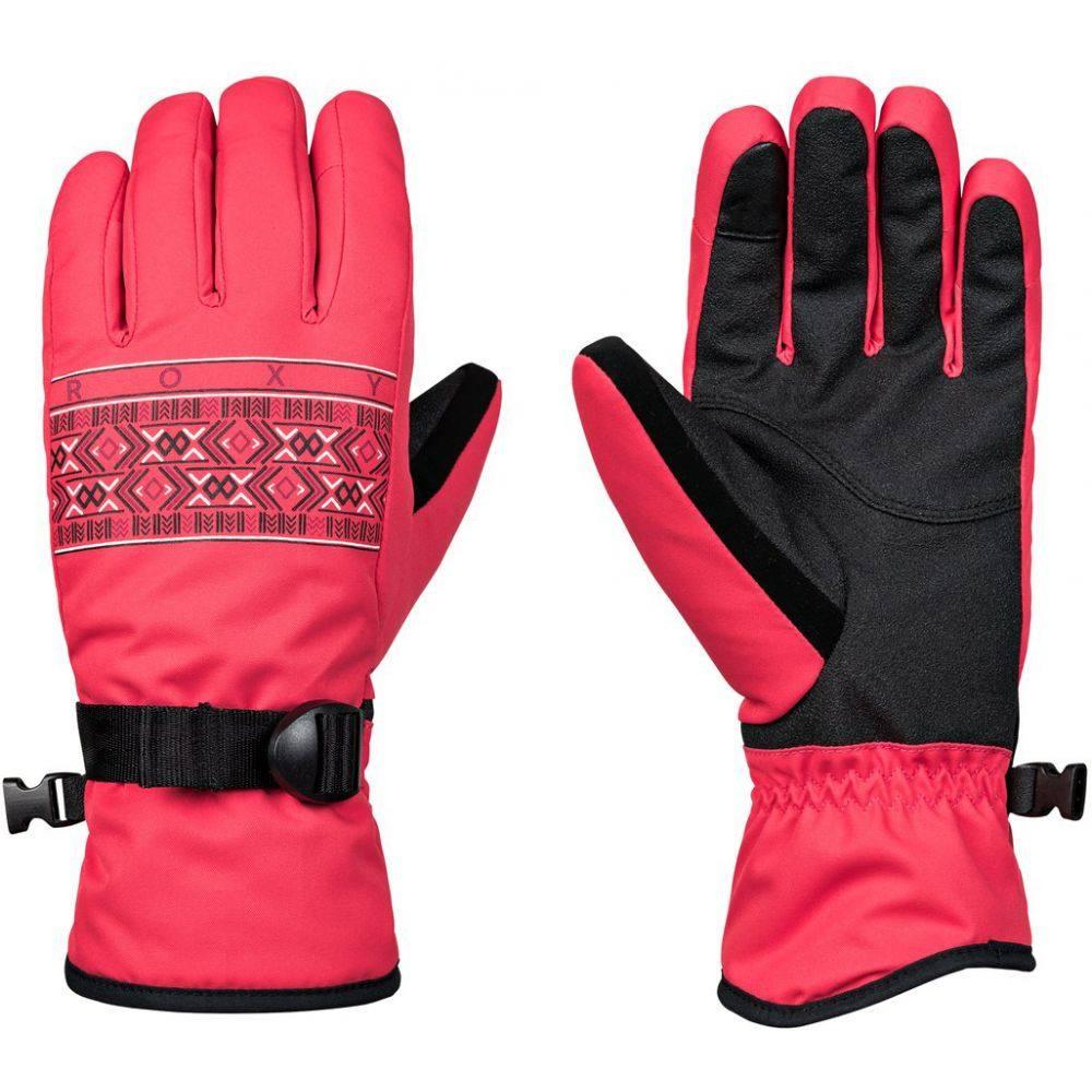 ロキシー Roxy レディース スキー・スノーボード グローブ【Freshfield Gloves 2019】Teaberry