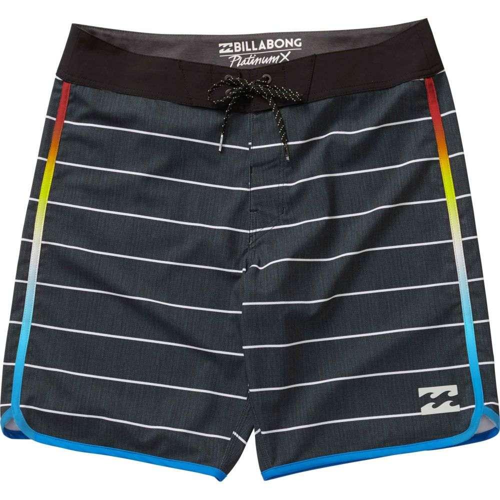 ビラボン Billabong メンズ 水着・ビーチウェア 海パン【Tribong X Scallop Boardshorts】Black