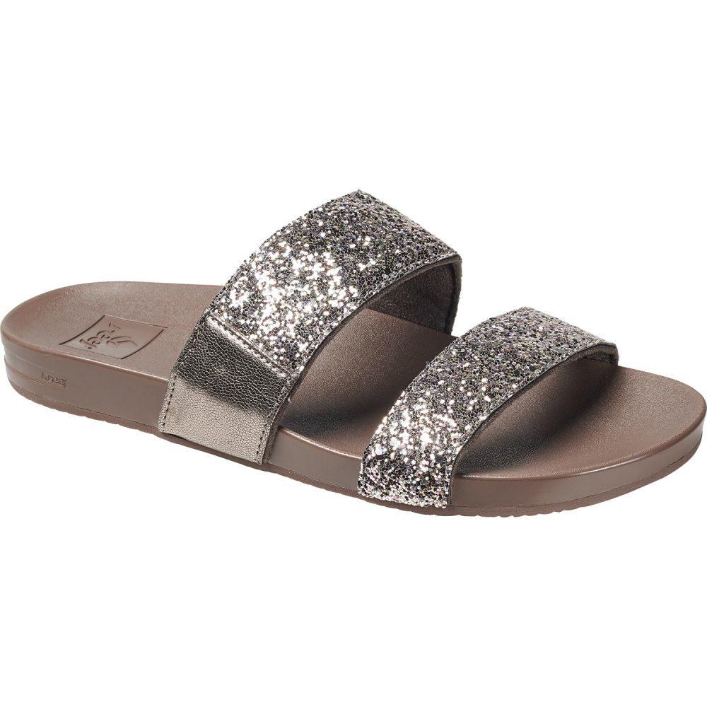 リーフ Reef レディース シューズ・靴 サンダル・ミュール【Cushion Bounce Vista Sol Sandals】Safari
