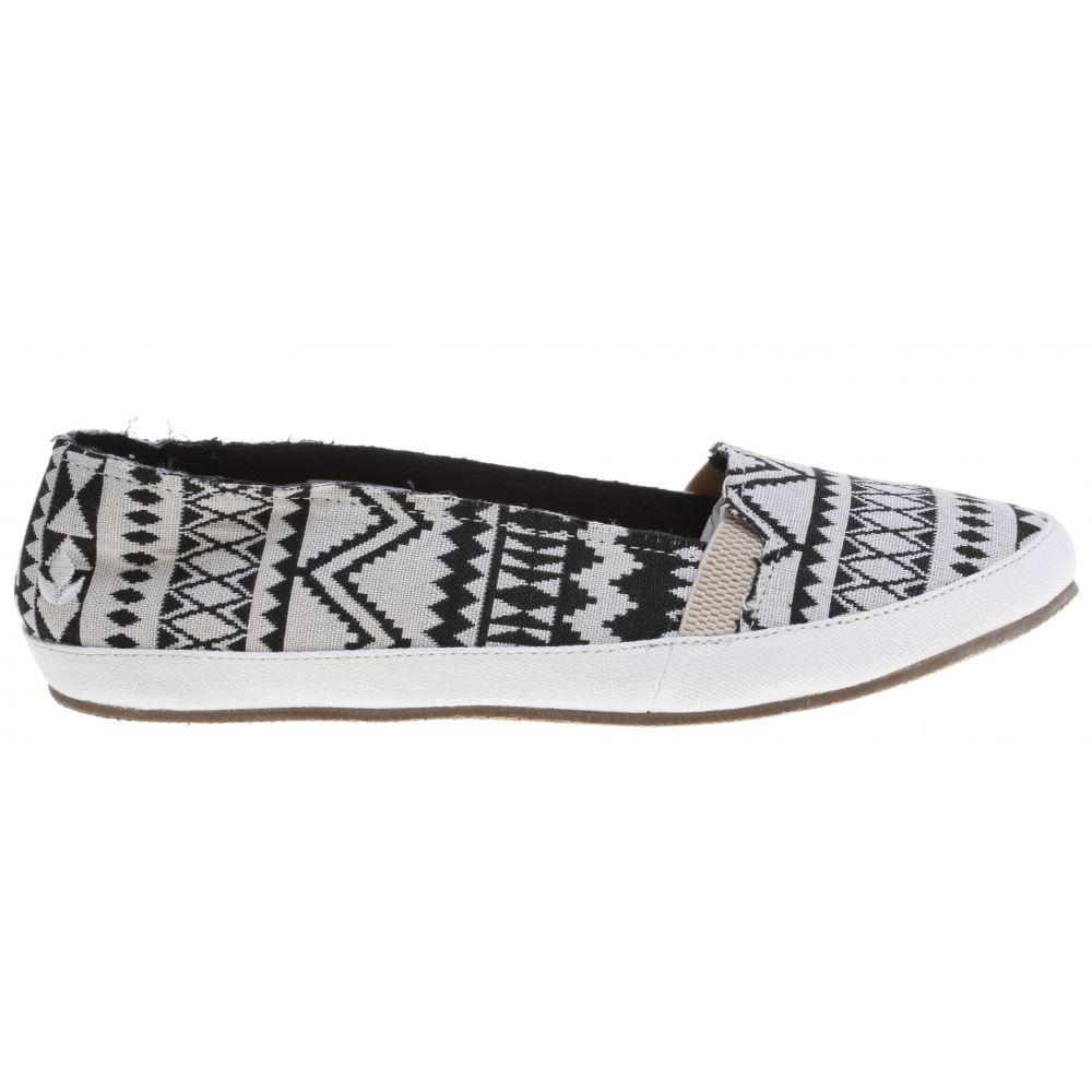リーフ Reef レディース シューズ・靴【Summer TX Shoes】Black/White