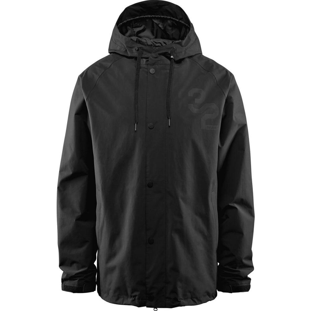 サーティーツー Thirty Two メンズ スキー・スノーボード アウター【32 - Grasser Snowboard Jacket】Black