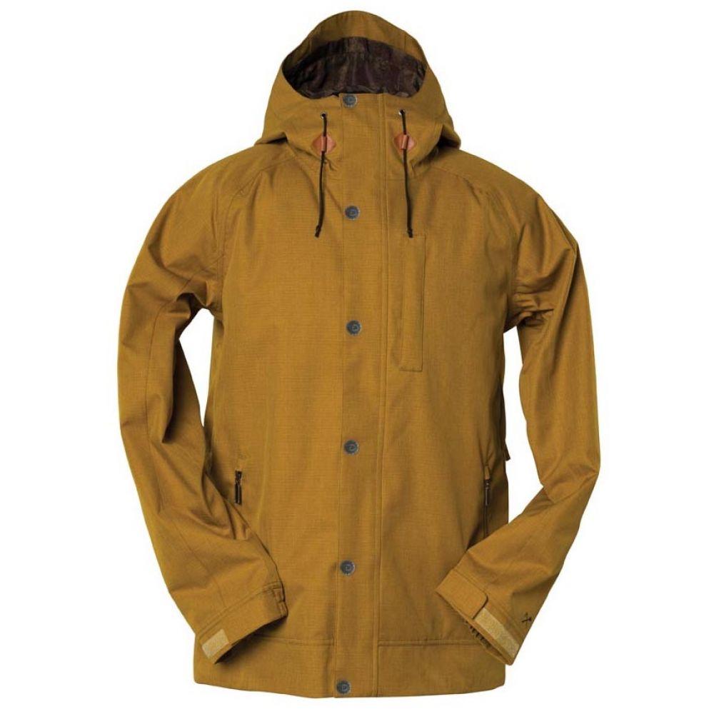 ボンファイヤー Bonfire メンズ Bonfire Snowboard スキー・スノーボード アウター【Linton メンズ Snowboard Jacket】Cumin, カミサイバラソン:a6db7ef5 --- sunward.msk.ru