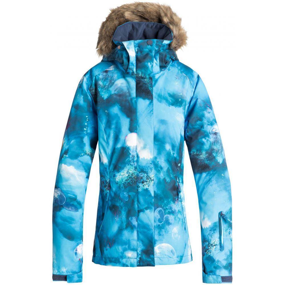 ロキシー Roxy レディース スキー・スノーボード アウター【Jet Ski Snowboard Jacket】Bachelor Button/Cold Medusa