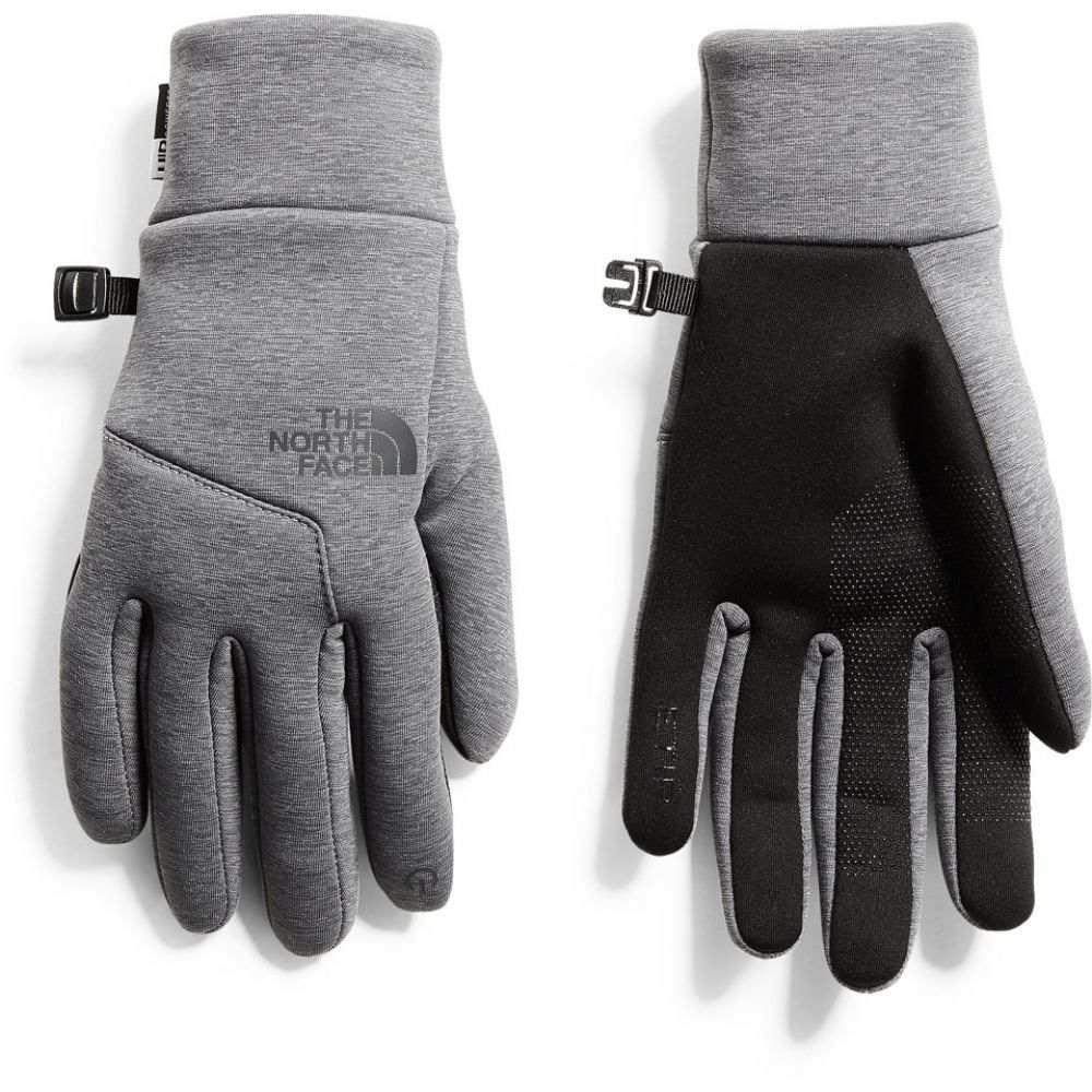 ザ ノースフェイス The North Face メンズ スキー・スノーボード グローブ【E-Tip Hardface Gloves】TNF Medium Grey Heather
