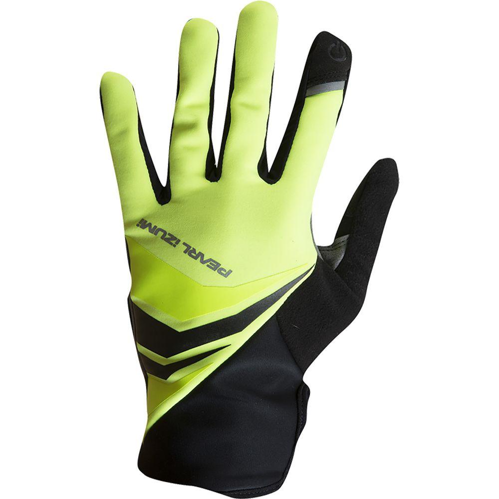 パールイズミ Pearl Izumi メンズ 自転車 グローブ【Cyclone Gel Bike Gloves】Screaming Yellow