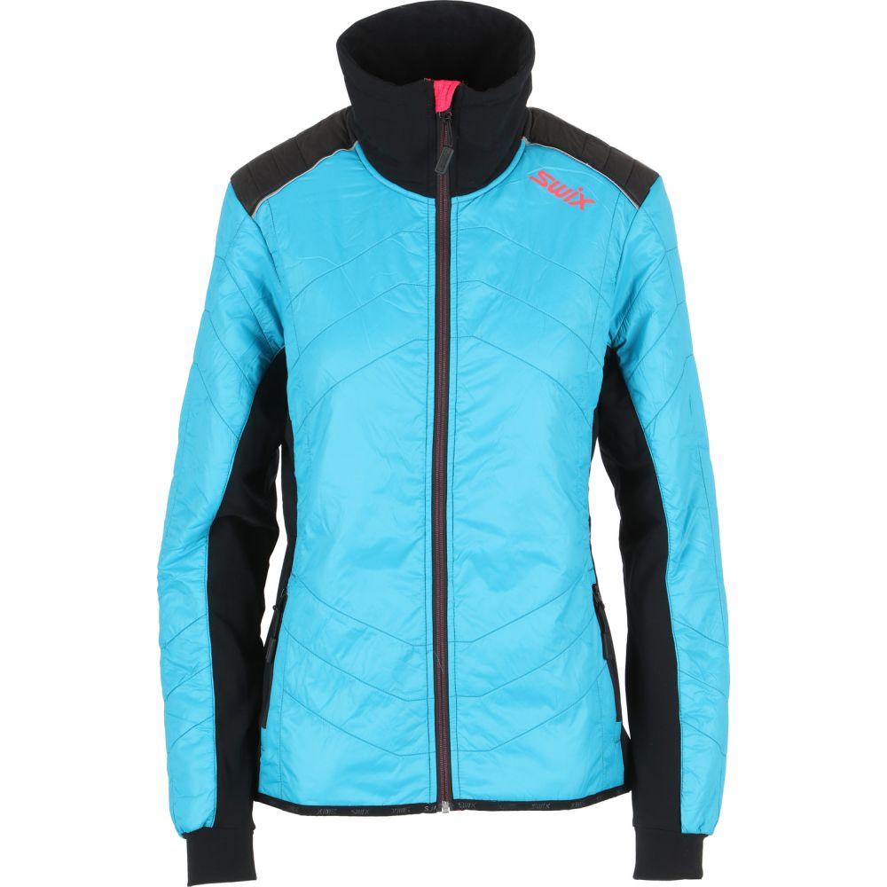 スウィックス Swix レディース スキー・スノーボード アウター【Menali Quilted XC Ski Jacket】Capri