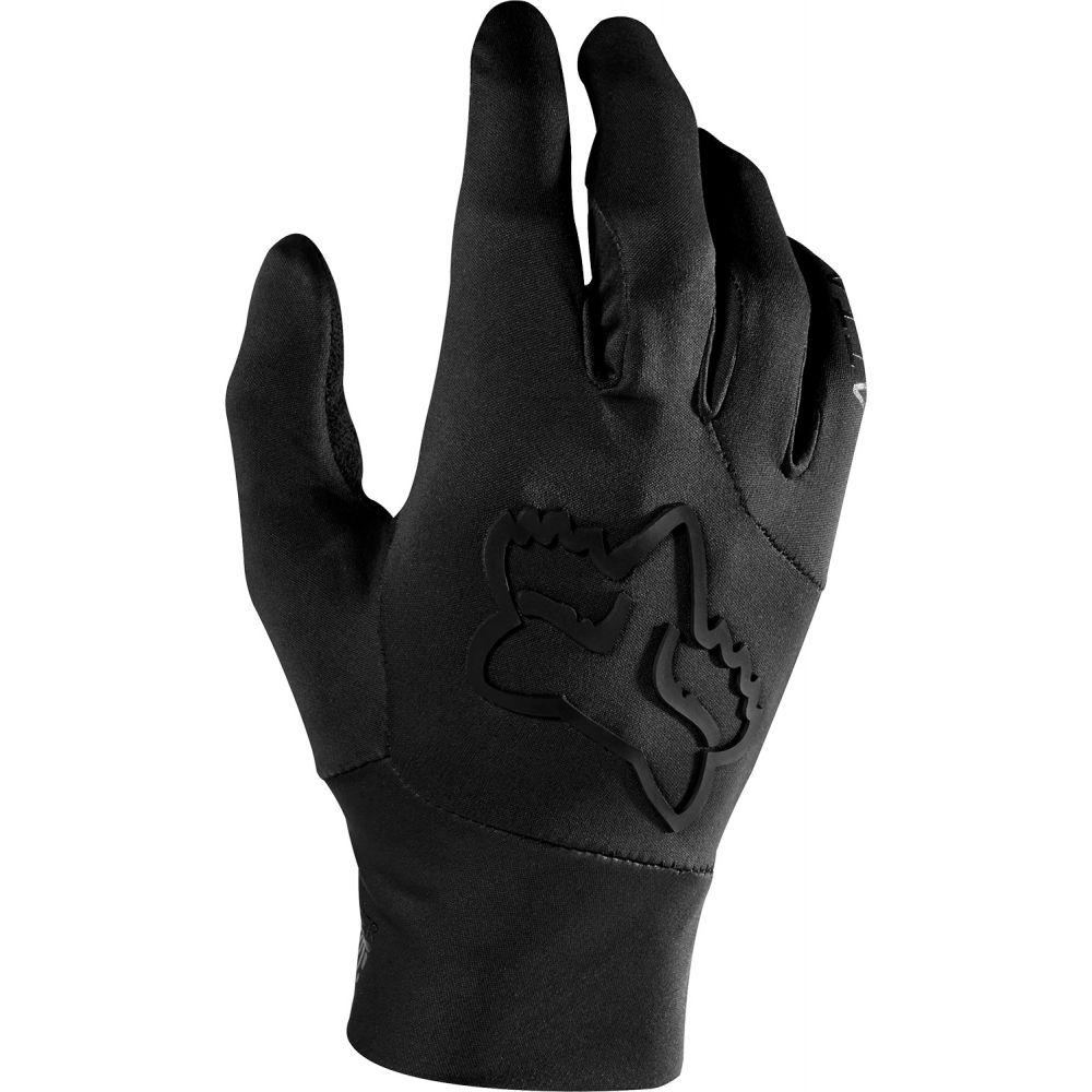 フォックス Fox メンズ 自転車 グローブ【Attack Water Bike Gloves】Black/Black