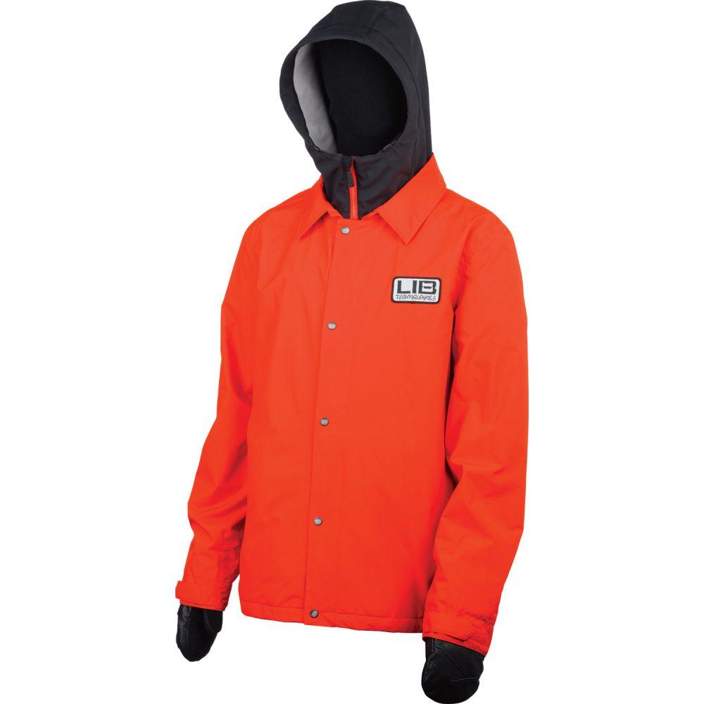 リブテック Lib Lib Snowboard Tech メンズ スキー Coach・スノーボード アウター【Assistant Coach Snowboard Jacket】Tomato Red, MTK:697441ac --- sunward.msk.ru