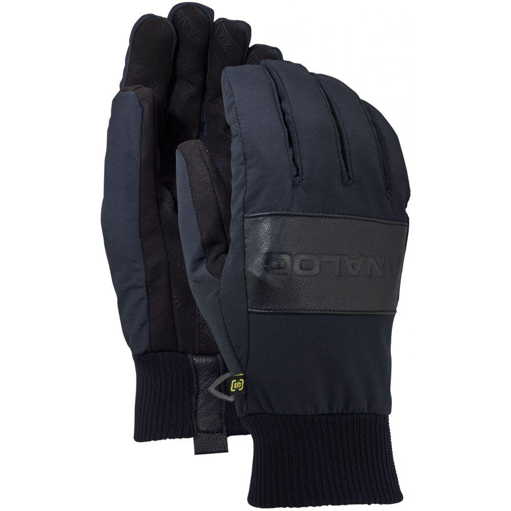 アナログ Analog メンズ スキー・スノーボード グローブ【Bartlett Analog Gloves】True Gloves】True アナログ Black, 【70%OFF】:d4f57807 --- sunward.msk.ru