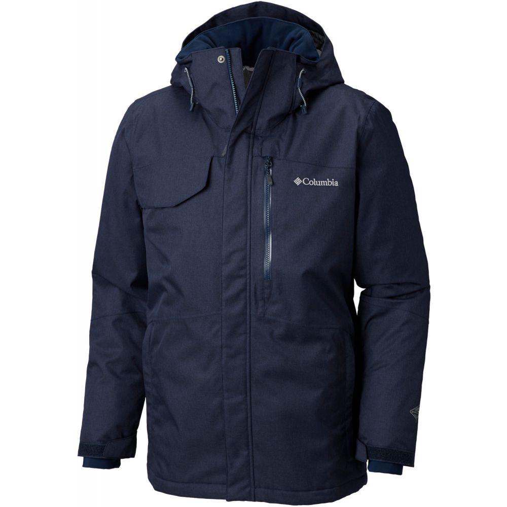 コロンビア Columbia メンズ スキー・スノーボード アウター【Cushman Crest Ski Jacket】Collegiate Navy Heather