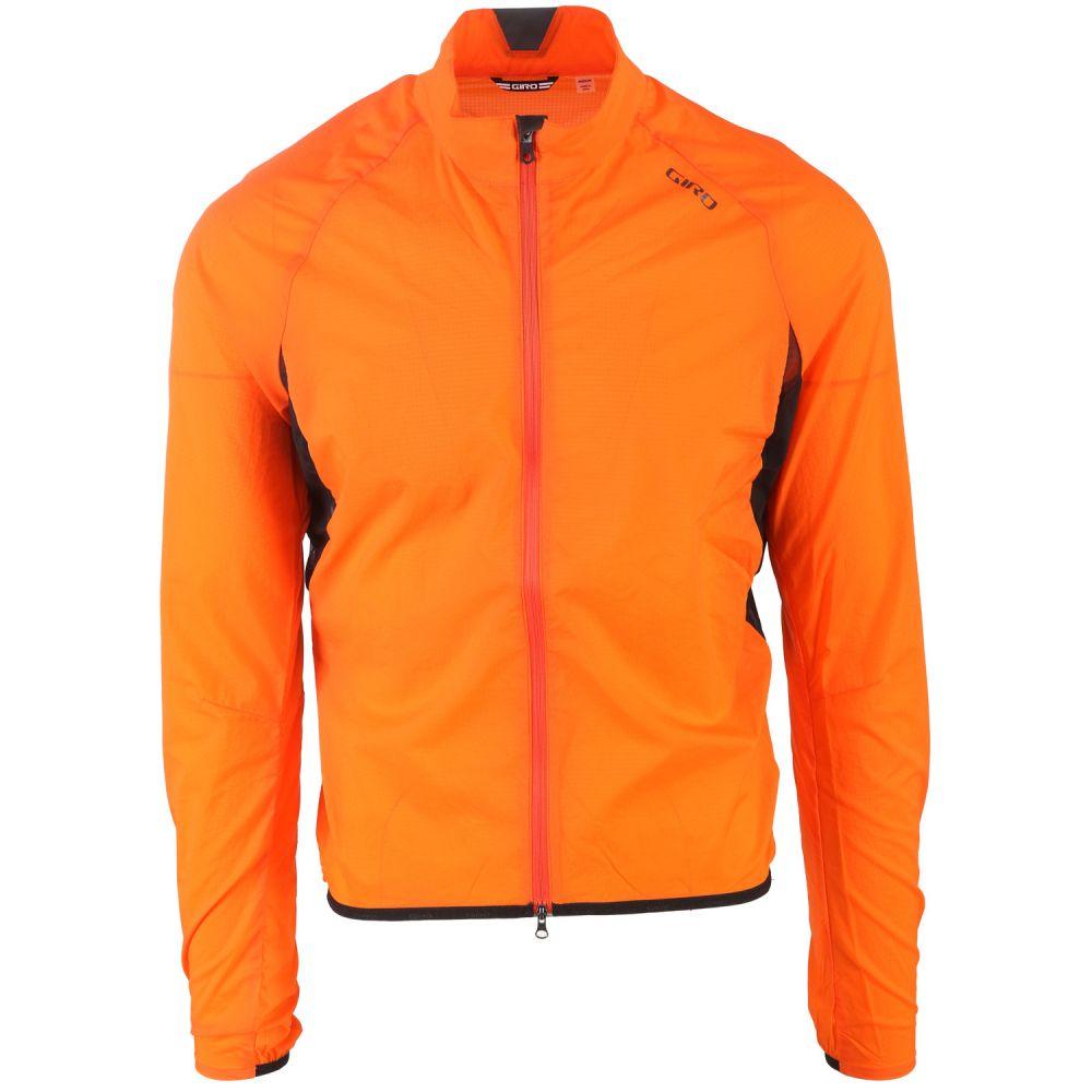 ジロ Giro メンズ 自転車 アウター【Chrono Wind Bike Jacket】Flame Orange