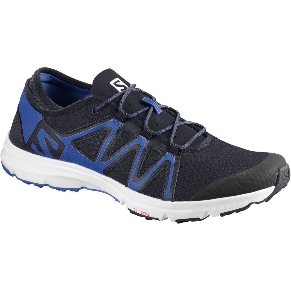 サロモン Salomon メンズ シューズ・靴 ウォーターシューズ【Crossamphibian Swift Water Shoes】Night Sky/Nautical Blue