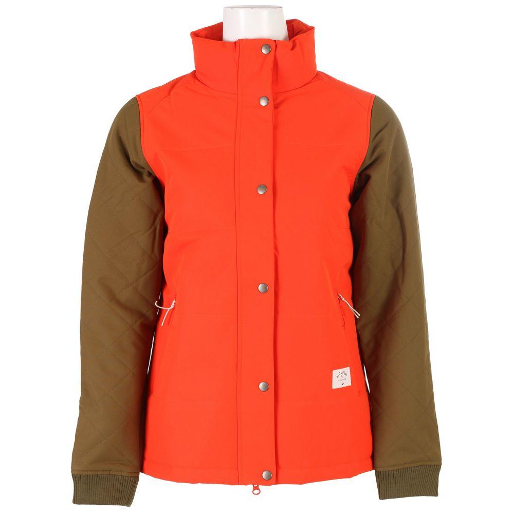 ホールデン Holden レディース スキー・スノーボード Orange/Olive Snowboard アウター【Klara Snowboard Jacket】Tomato Orange/Olive, シャンゼリゼ:4ab1b6fd --- sunward.msk.ru