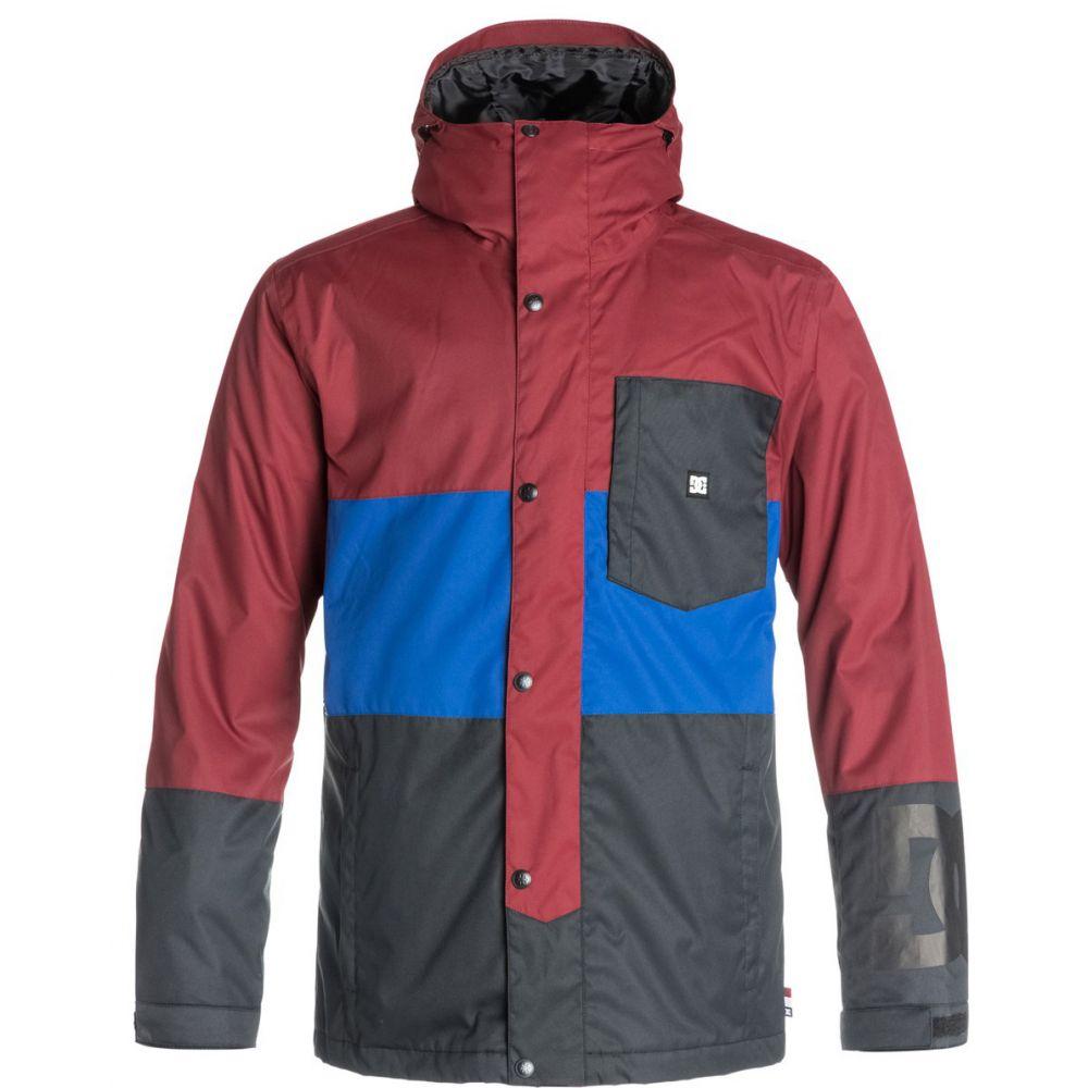 ディーシー DC メンズ スキー・スノーボード アウター【Defy Snowboard Jacket】Syrah