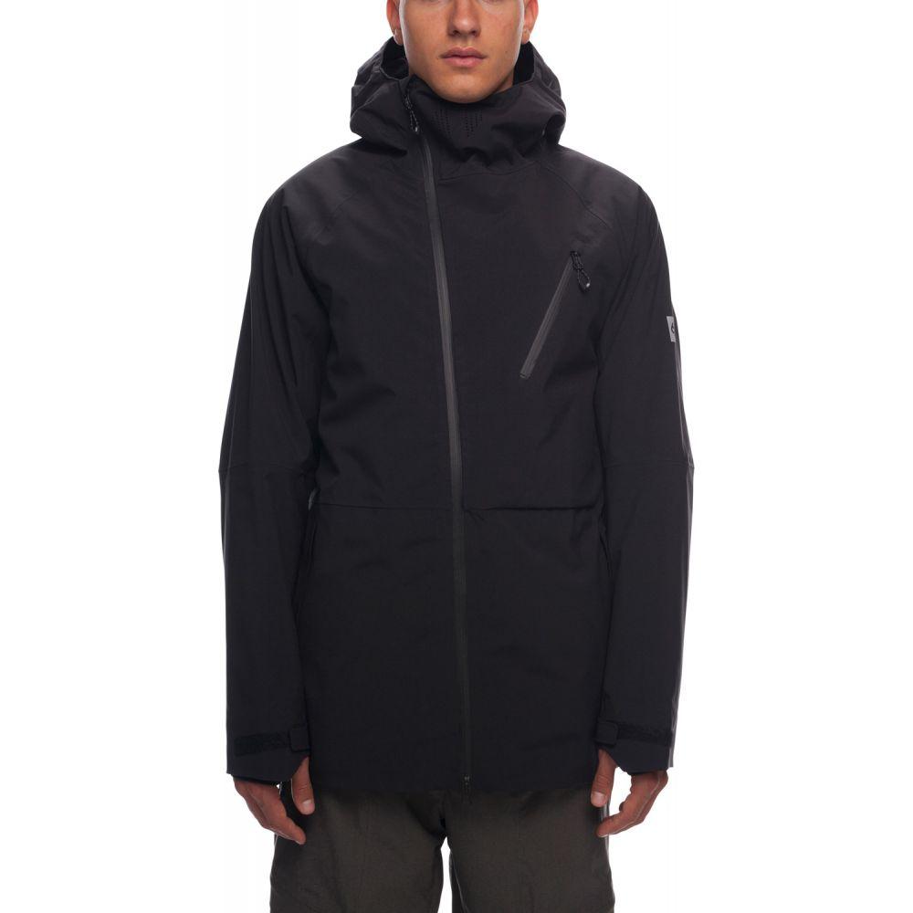 シックス エイト シックス 686 メンズ スキー・スノーボード アウター【Hydra Thermagraph Snowboard Jacket】Black