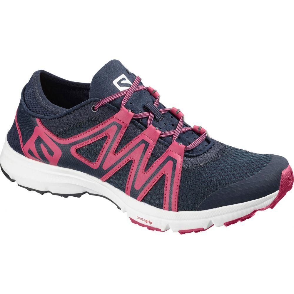 サロモン Salomon レディース シューズ・靴 ウォーターシューズ【Crossamphibian Swift 2 Water Shoes】Navy Blazer/Malaga/Ebony
