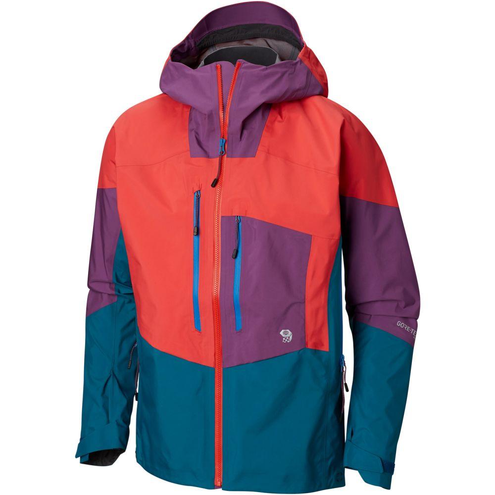 マウンテンハードウェア Mountain Hardwear メンズ スキー・スノーボード アウター【Exposure 2 Gore-Tex Pro Ski Jacket】Racer