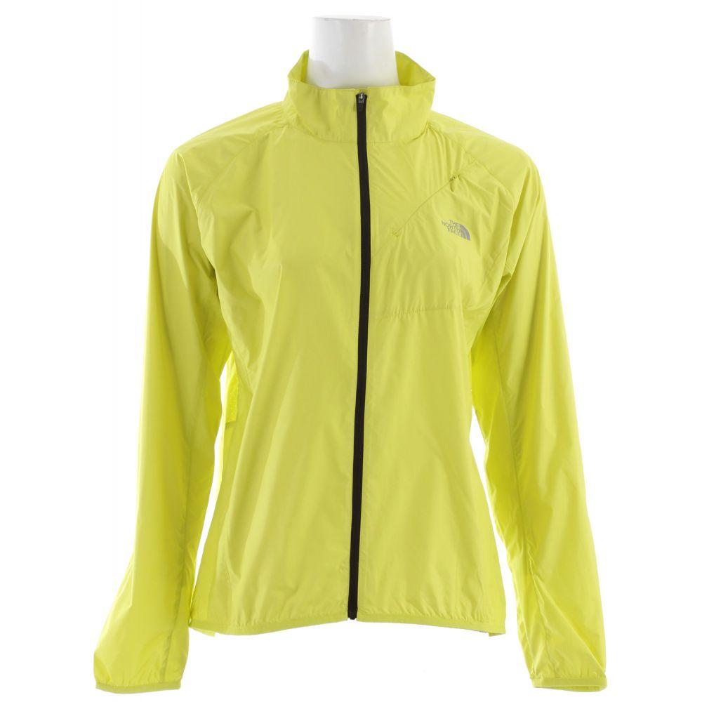 ザ ノースフェイス The North Face レディース 自転車 アウター【Crestlite Jacket】Sulphur Spring Green