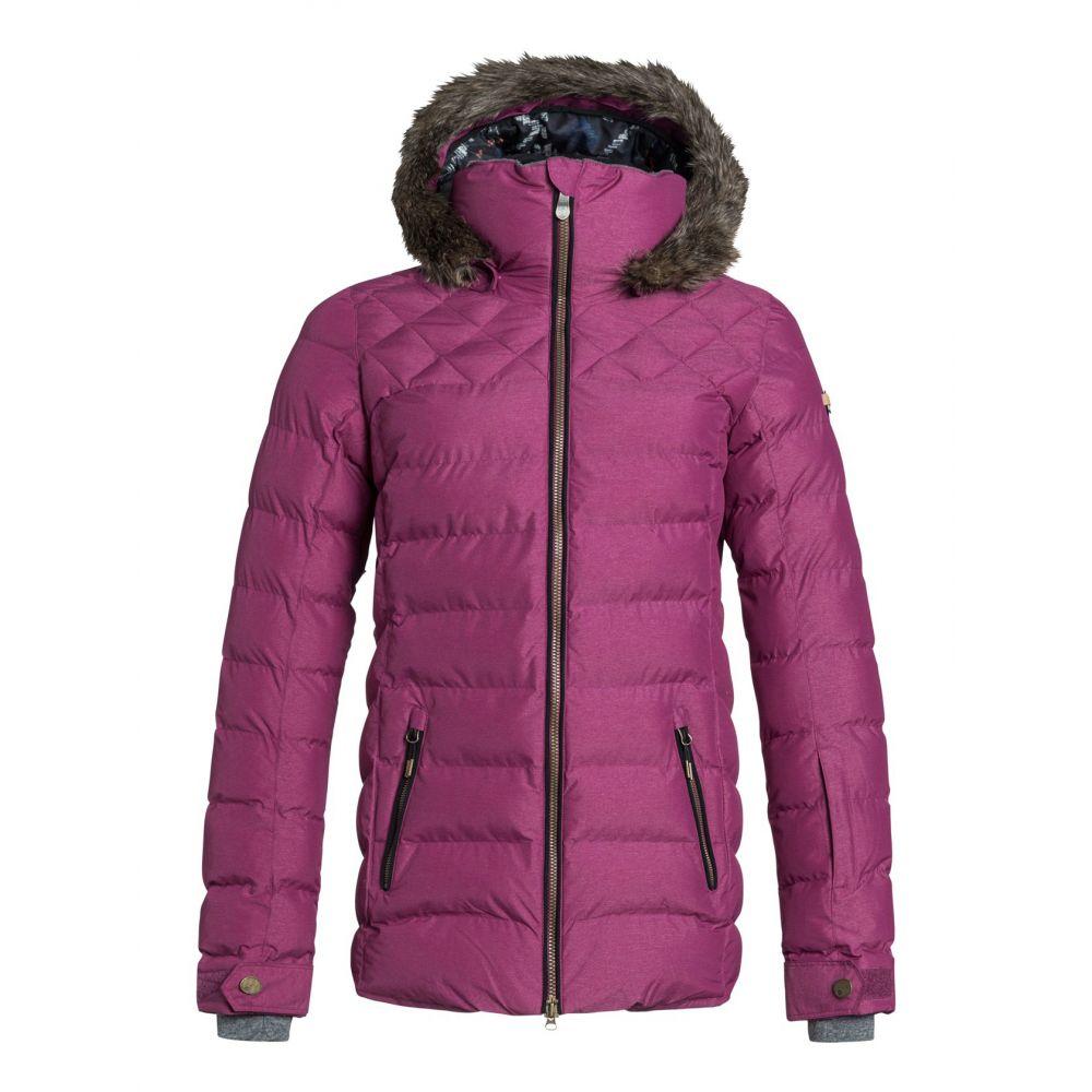 ロキシー Roxy ロキシー レディース スキー・スノーボード アウター【Quinn アウター【Quinn Snowboard Jacket】Magenta Jacket】Magenta Purple, オオヅマチ:aced4993 --- sunward.msk.ru