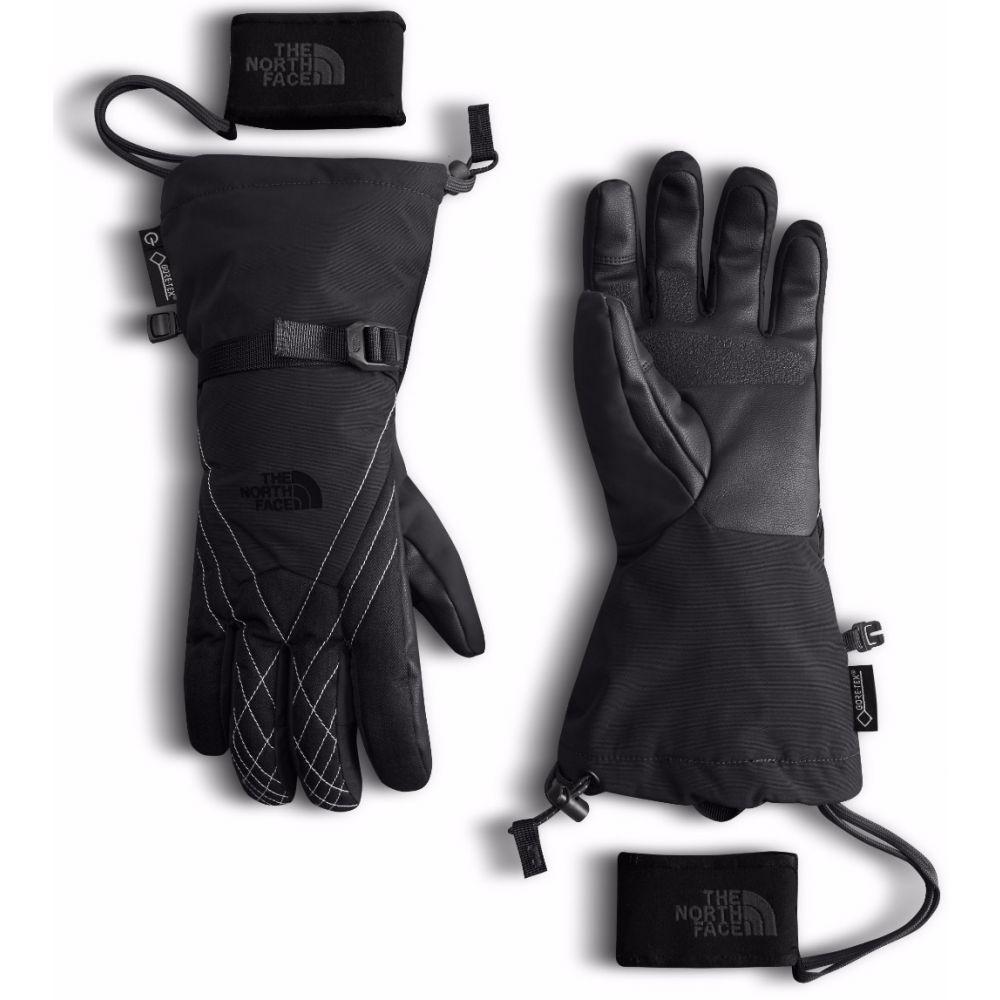 ザ ノースフェイス The North Face レディース North スキー・スノーボード The グローブ Gore-Tex【Montana Gore-Tex Gloves】TNF Black, 森山町:5e49e12c --- mail.ciencianet.com.ar