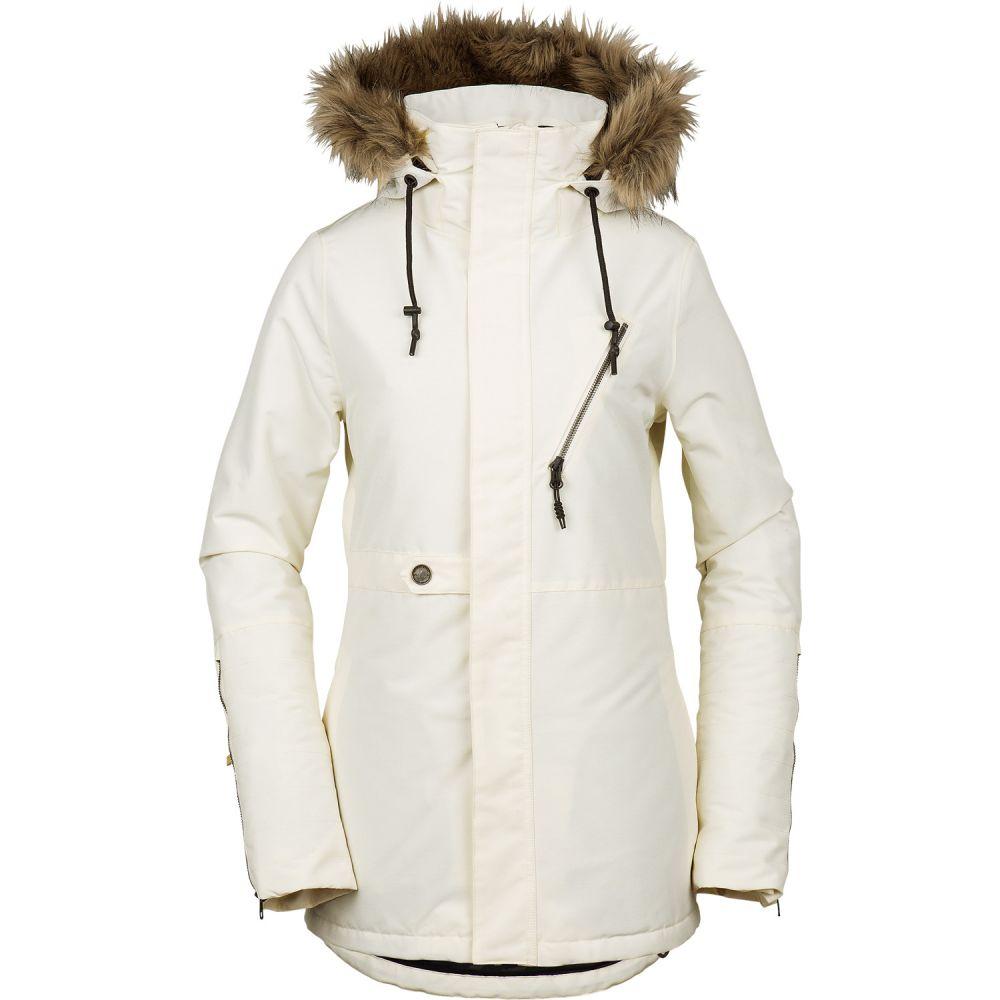 ボルコム Volcom レディース スキー・スノーボード アウター【Fawn Insulated Snowboard Jacket】Bone