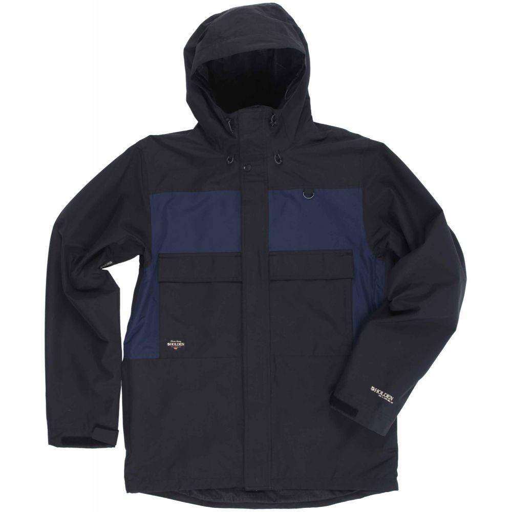 ホールデン Holden Holden メンズ Snowboard スキー・スノーボード アウター【Seville Snowboard Jacket】Black/Ink, GALLERIA:c270ce13 --- reinhekla.no