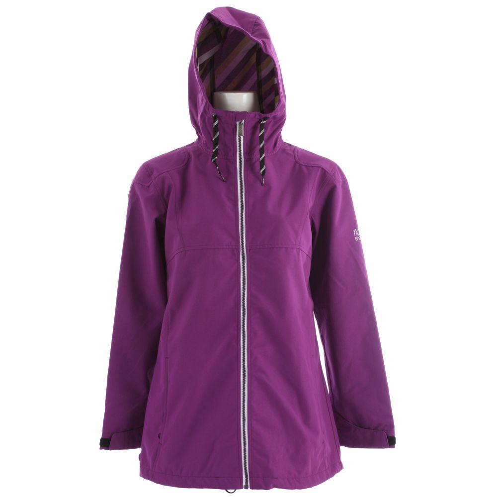 ライド Ride レディース スキー・スノーボード アウター【Bryant Snowboard Jacket】Dark Violet