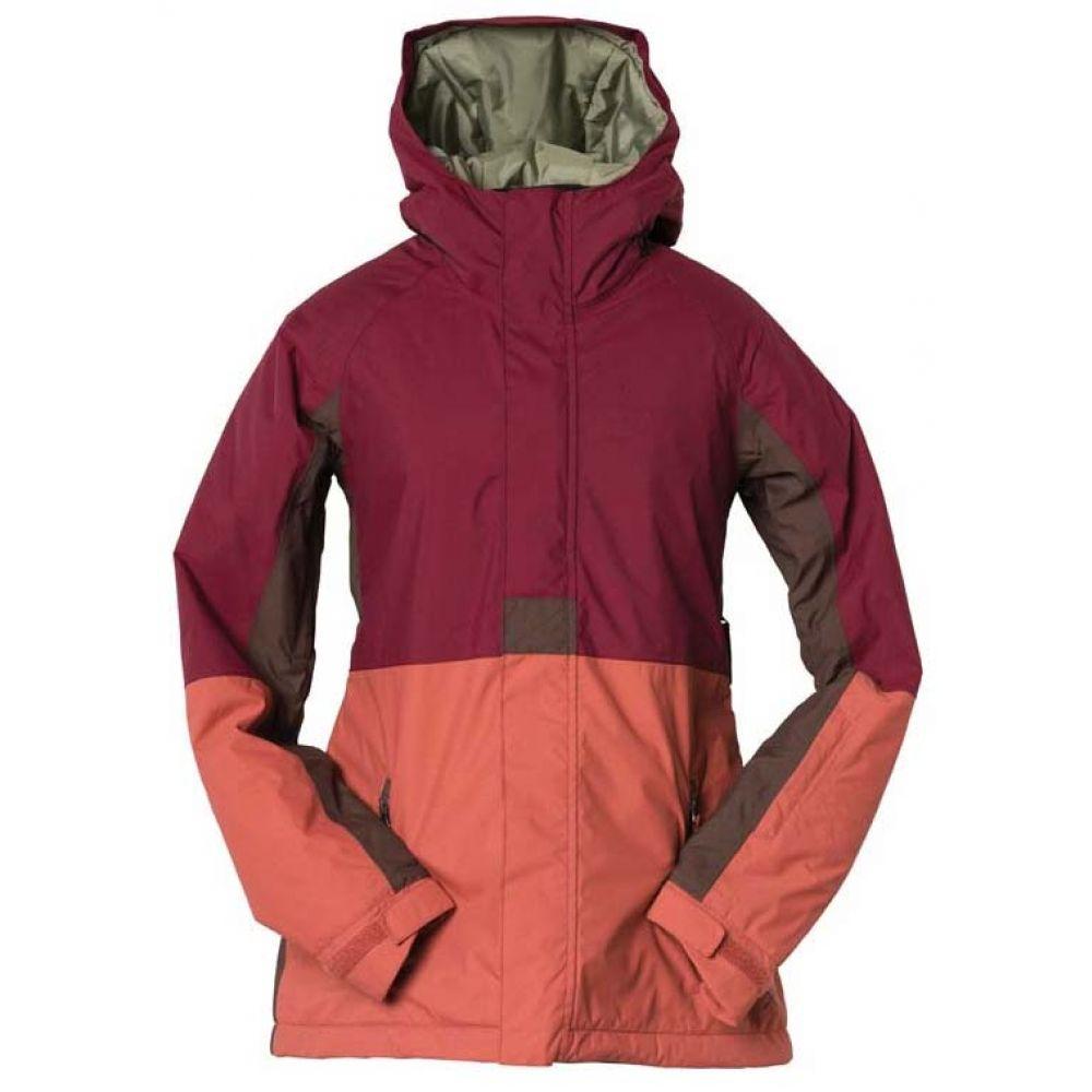 ボンファイヤー Bonfire レディース スキー・スノーボード アウター【Angels Bonfire Rest Jacket】Port Rest Snowboard Jacket】Port, sweet platinum:ab1f7790 --- sunward.msk.ru