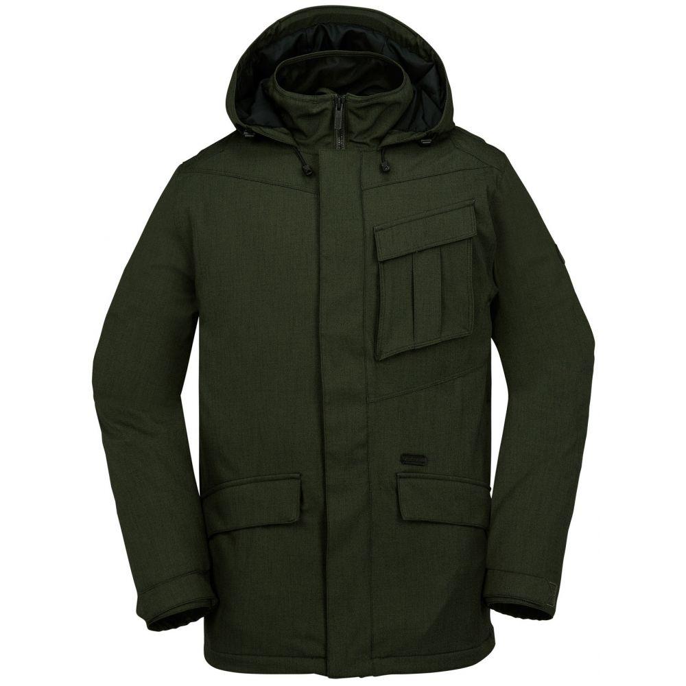 ボルコム Jacket】Vintage Volcom メンズ スキー・スノーボード Green アウター【Mails Insulated Snowboard アウター【Mails Jacket】Vintage Green, ヒヤマグン:729a0f1e --- sunward.msk.ru