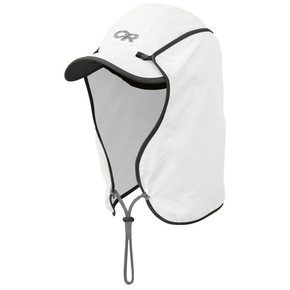 アウトドアリサーチ Outdoor Research メンズ 帽子 キャップ【Sun Runner Cap】White