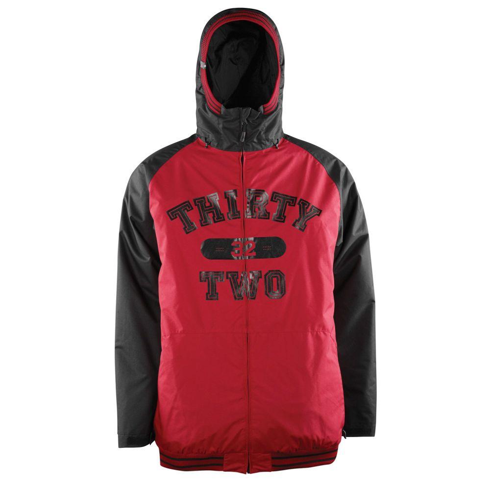 サーティーツー Thirty Two メンズ スキー・スノーボード アウター【32 - Sesh Snowboard Jacket】Black
