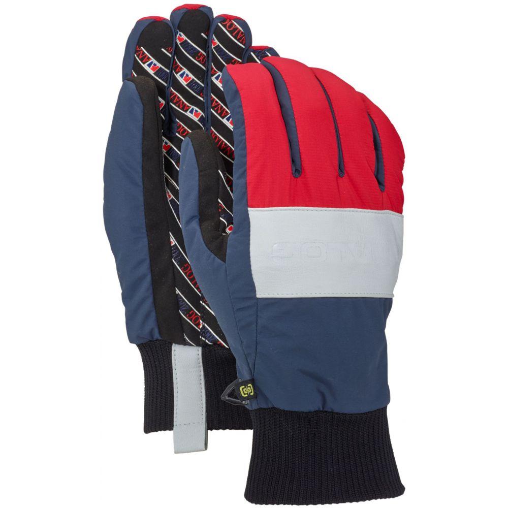 アナログ Analog メンズ スキー・スノーボード グローブ【Bartlett Gloves】Mood Indigo/Process Red
