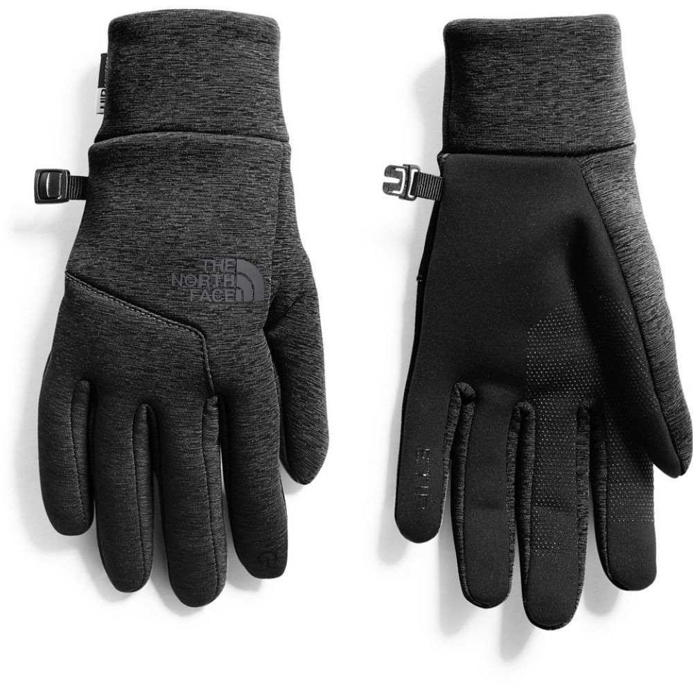 ザ ノースフェイス The North Face メンズ スキー・スノーボード グローブ【E-Tip Hardface Gloves】TNF Black Heather