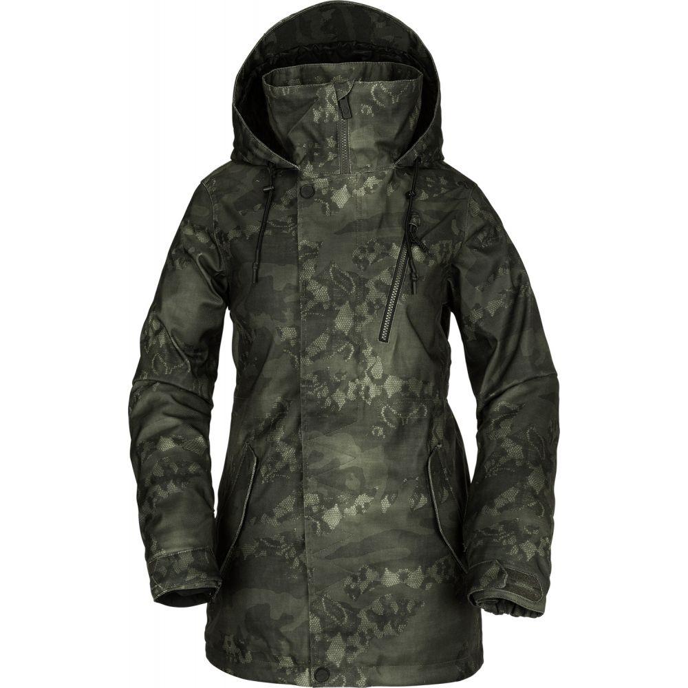 ボルコム Volcom レディース スキー・スノーボード アウター【Kuma Snowboard Jacket】Camouflage
