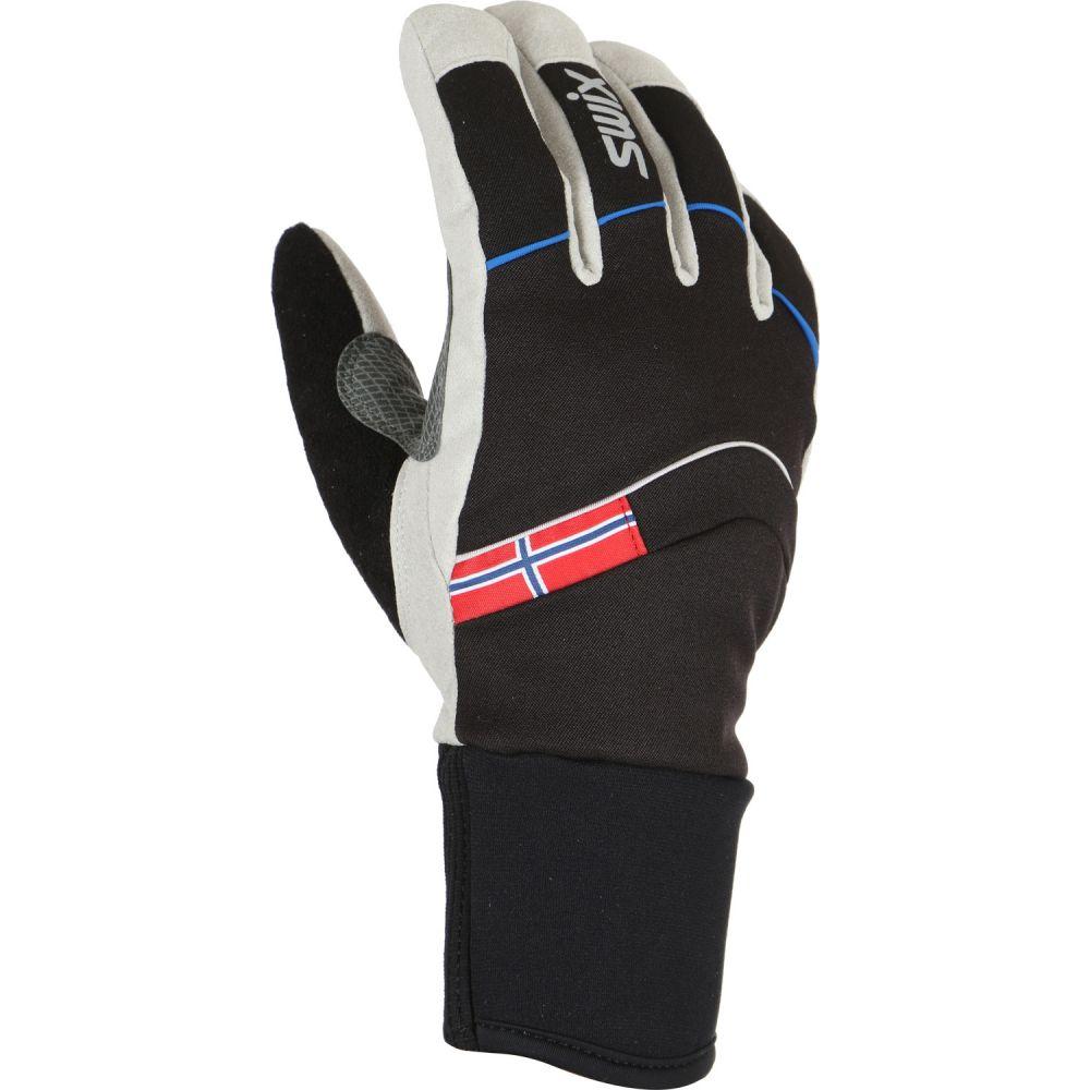 スウィックス XC Swix メンズ Ski スキー・スノーボード グローブ【Shield Gloves】Black XC Ski Gloves】Black, ハイガー産業:1cfdb616 --- sunward.msk.ru