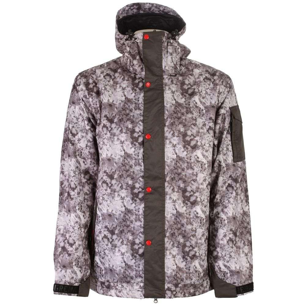 グレネード Grenade メンズ スキー・スノーボード アウター【Artist Series Rip Zinger Snowboard Jacket】Gray