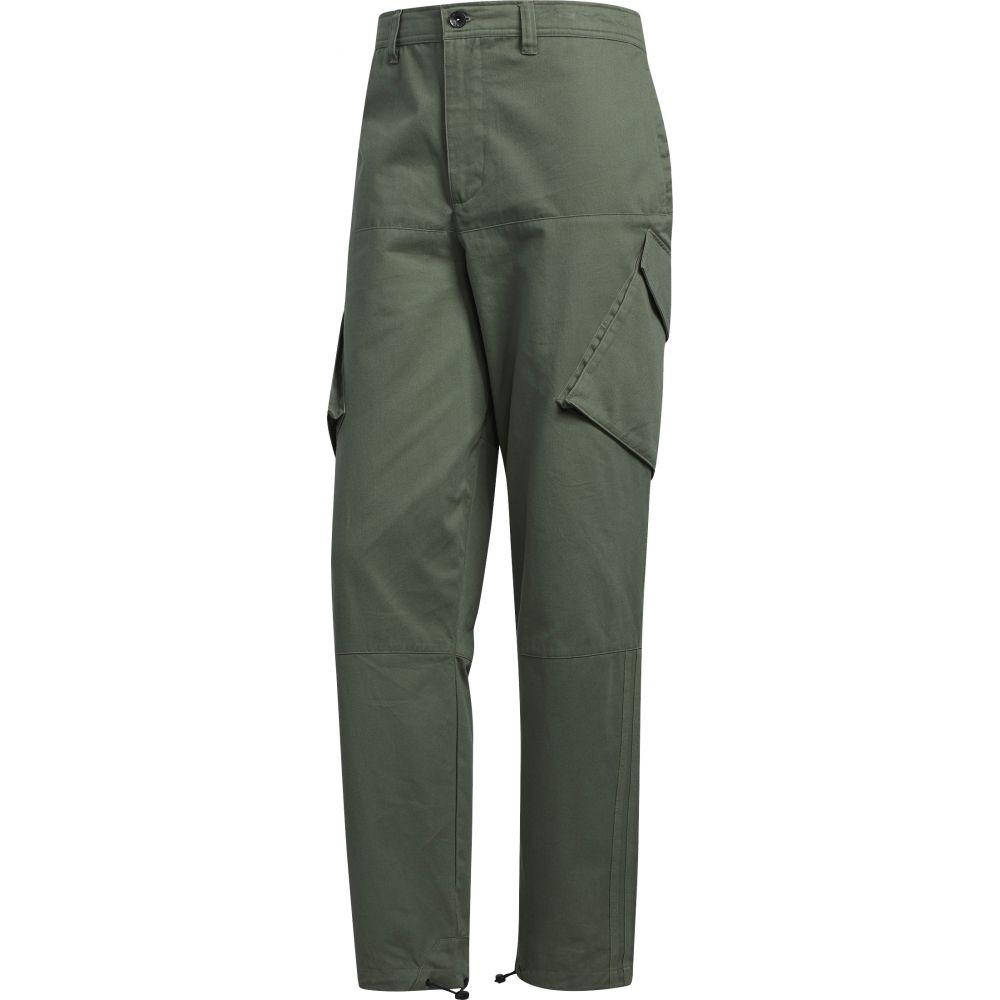 アディダス Adidas メンズ ボトムス・パンツ カーゴパンツ【Cargo Pants】Base Green
