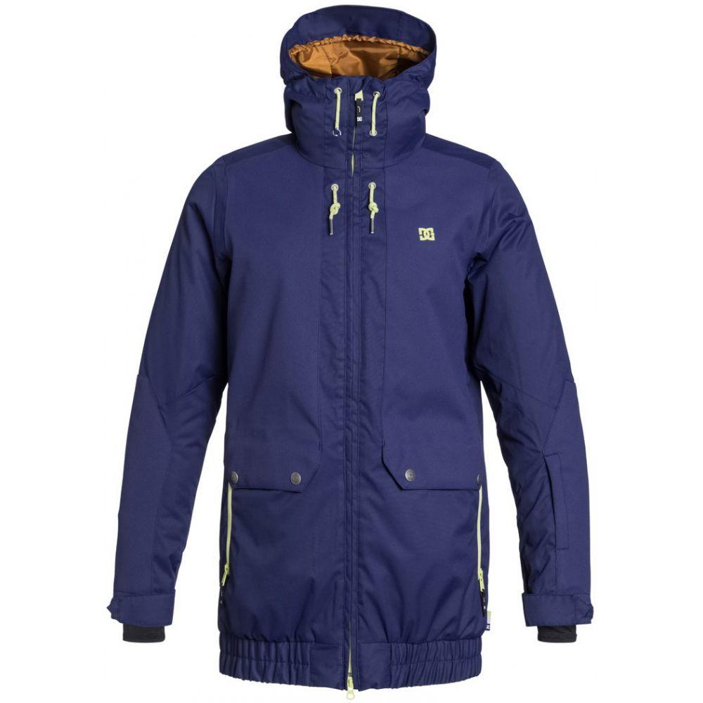 ディーシー DC レディース スキー・スノーボード アウター ディーシー【Riji Snowboard DC Snowboard Jacket】Patriot Blue, 味の通り道:a40d71b7 --- sunward.msk.ru