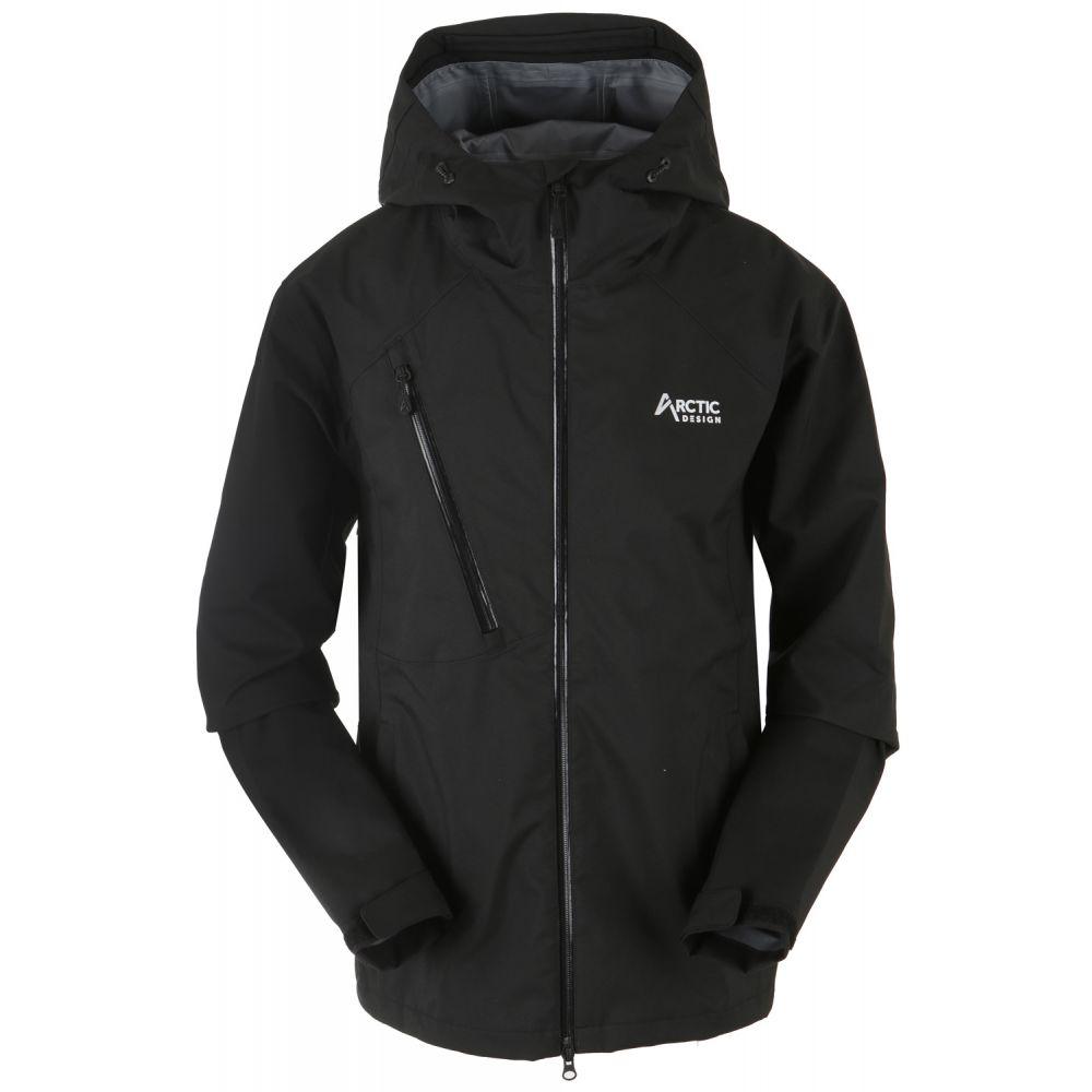 アークティックデザイン Arctic Design メンズ スキー・スノーボード アウター【Lockton Snowboard Jacket】Black