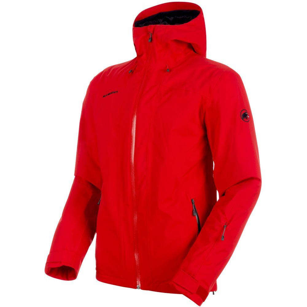 マムート Mammut メンズ スキー・スノーボード アウター【Andalo Ski Jacket】Magma/Black