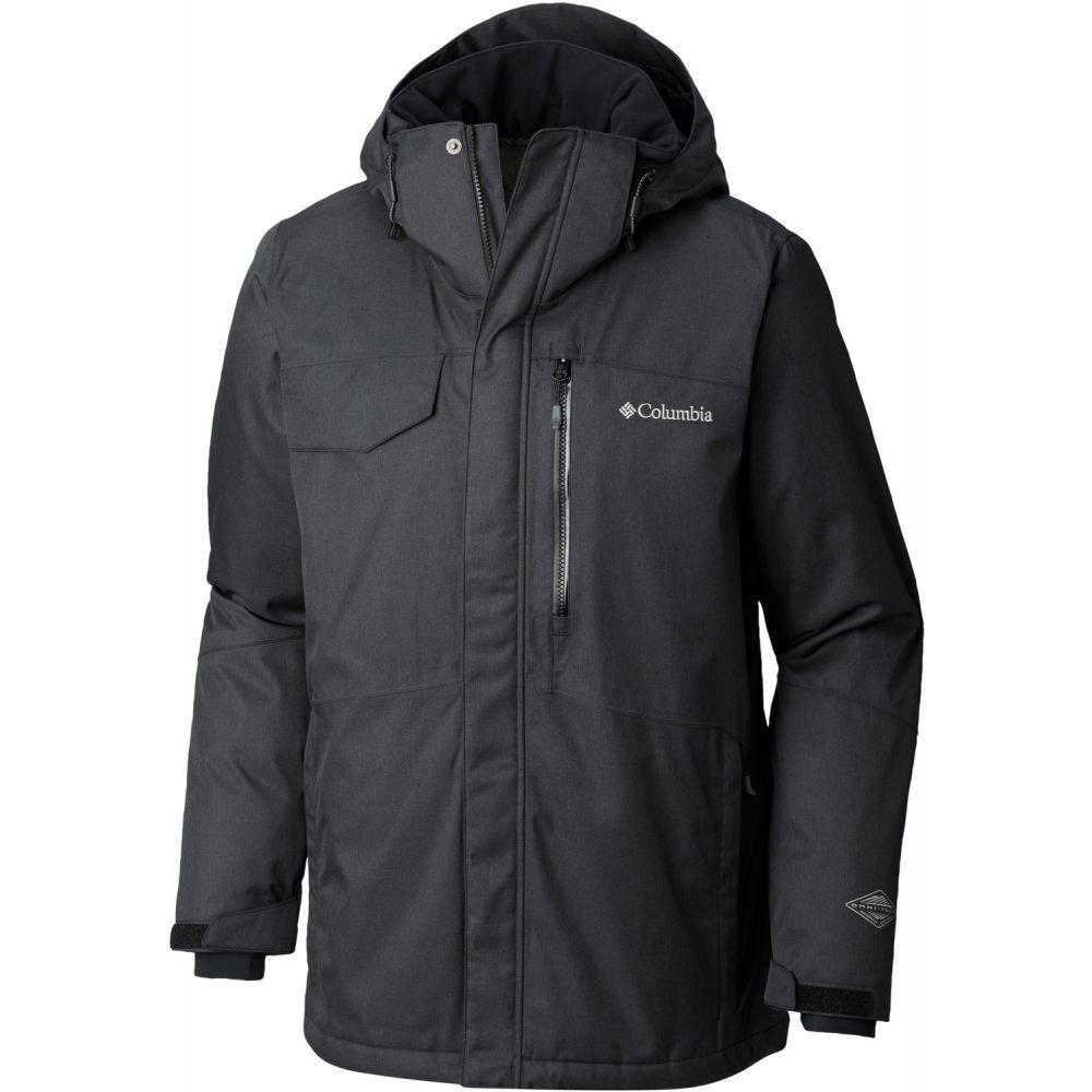コロンビア Columbia メンズ スキー・スノーボード アウター【Cushman Crest Ski Jacket】Charcoal Heather