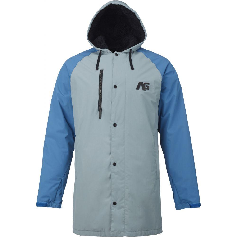 アナログ Analog メンズ スキー・スノーボード アウター【Stadium Parka Snowboard Jacket】Led/Sky Blue