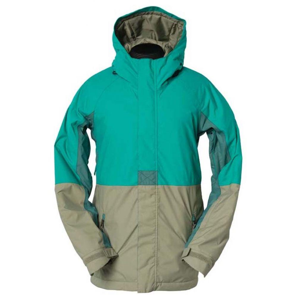 ボンファイヤー Bonfire レディース スキー・スノーボード アウター【Angels Rest Snowboard Jacket】Jade