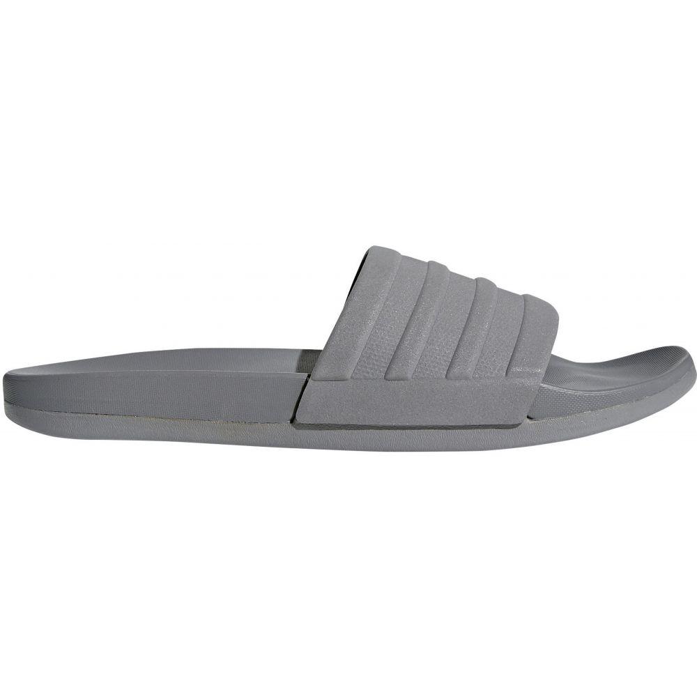 アディダス Three アディダス サンダル【Adilette Adidas メンズ シューズ・靴 サンダル【Adilette CloudFoam+ Sandals】Grey Three, 米粉の手焼きドーナツ いなほや:062f3464 --- sunward.msk.ru