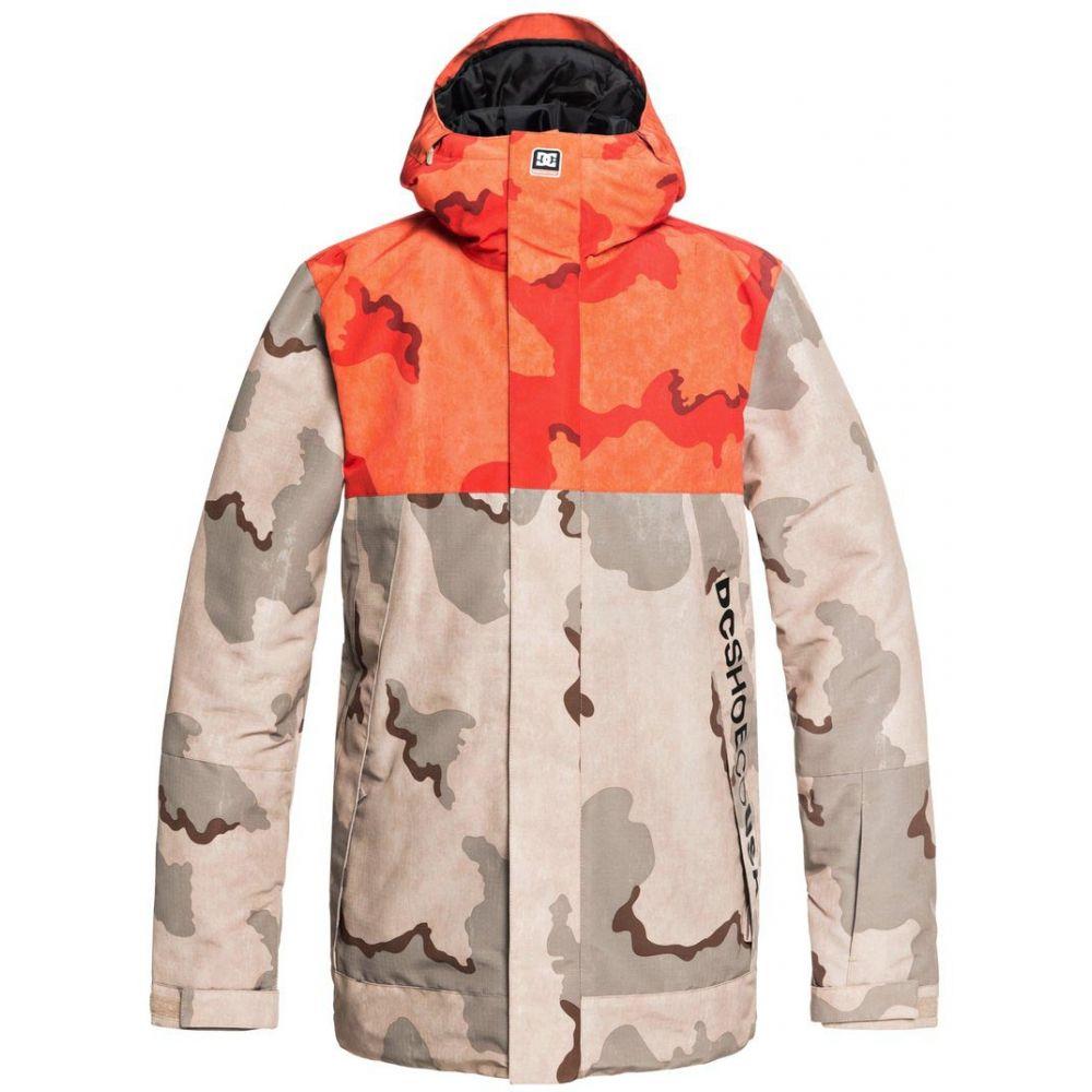 ディーシー DC メンズ スキー・スノーボード アウター【Defy Snowboard Jacket】Incense DCU Camo Men